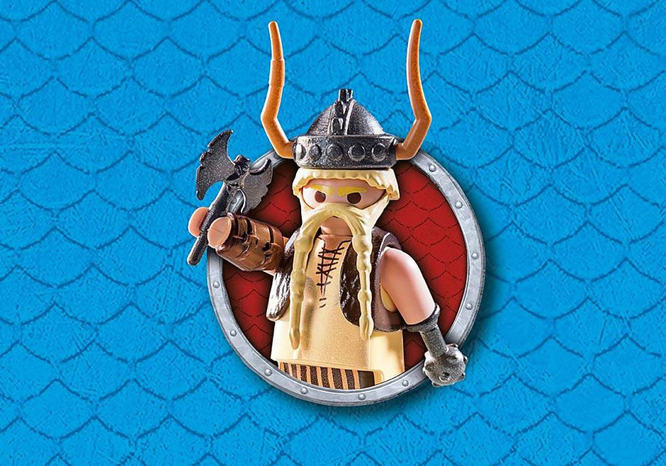 9461 Gorbert Knaldræb med fåreslynge detail image 6