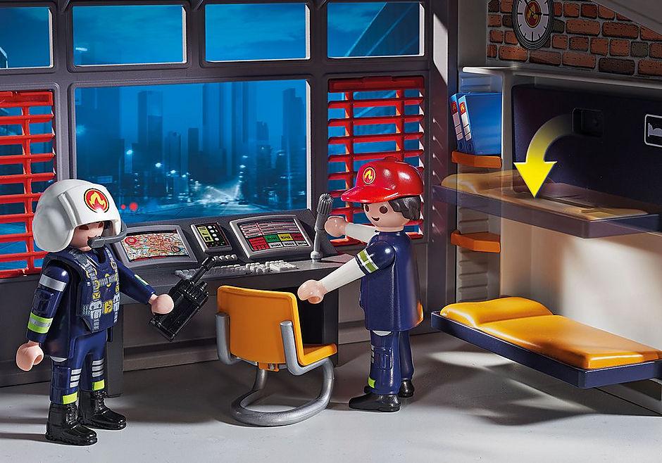 http://media.playmobil.com/i/playmobil/9462_product_extra2/Caserne de pompiers avec hélicoptère