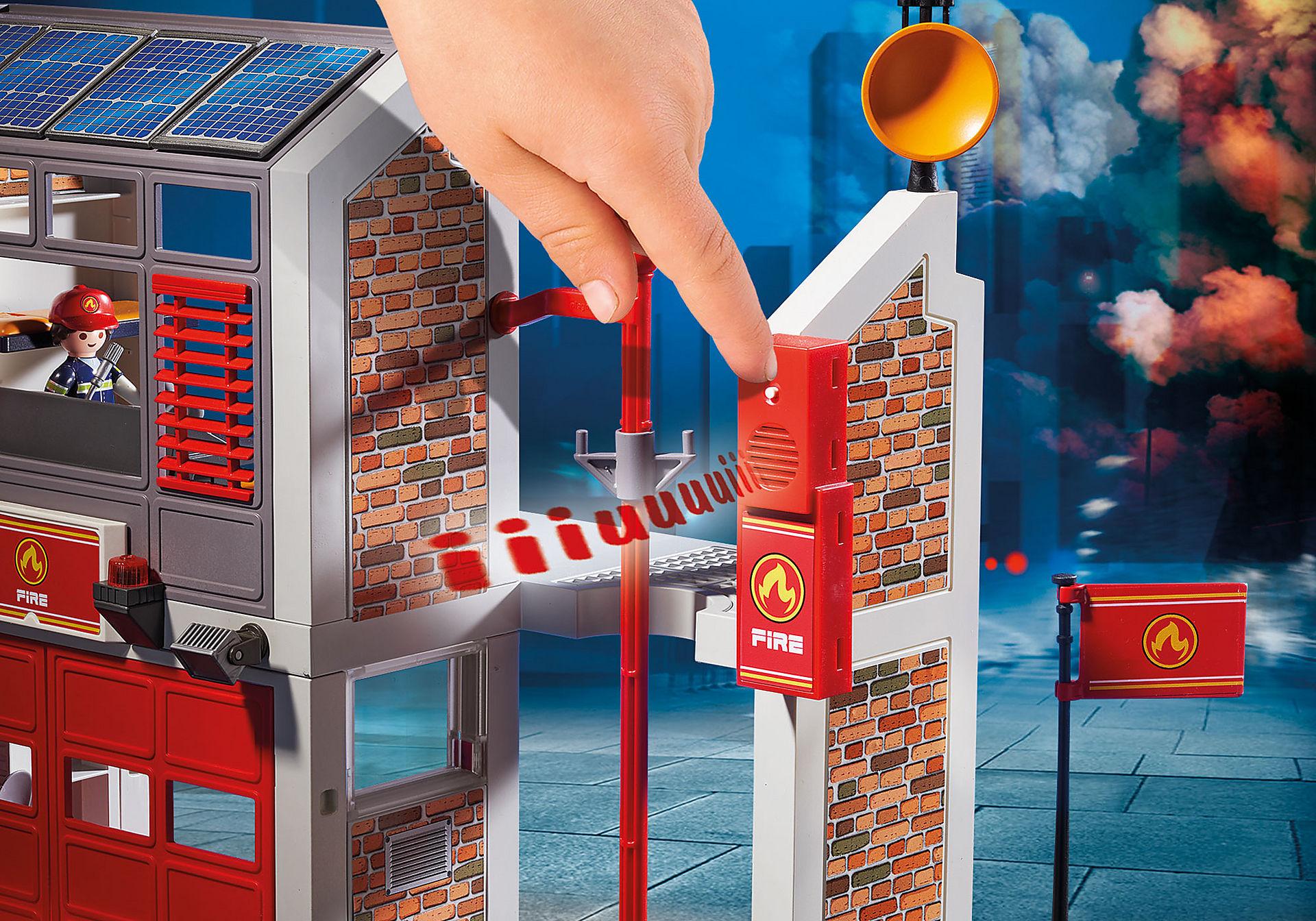 9462 Duża remiza strażacka zoom image8