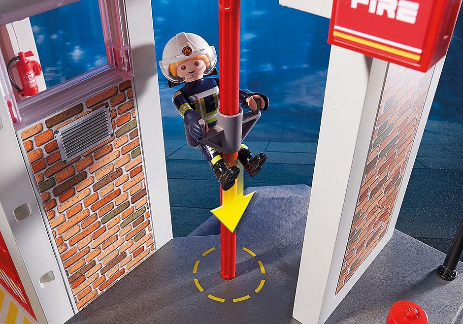 http://media.playmobil.com/i/playmobil/9462_product_extra5/Quartel de Bombeiros