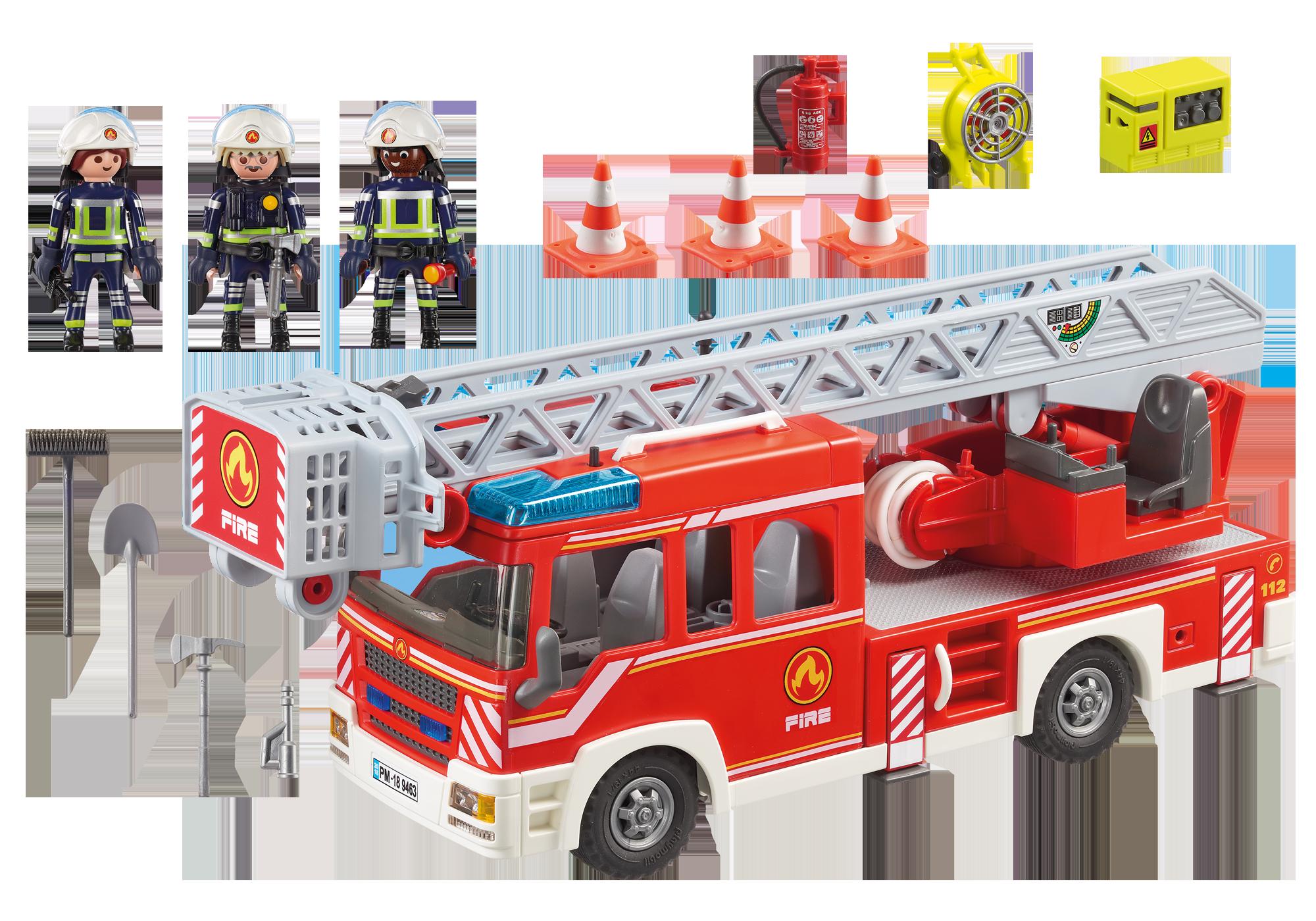 http://media.playmobil.com/i/playmobil/9463_product_box_back/Camion de pompiers avec échelle pivotante