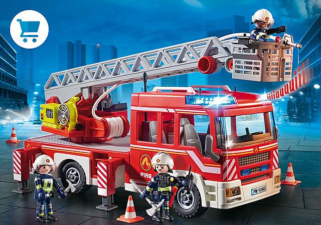 9463_product_detail/Brandweer ladderwagen