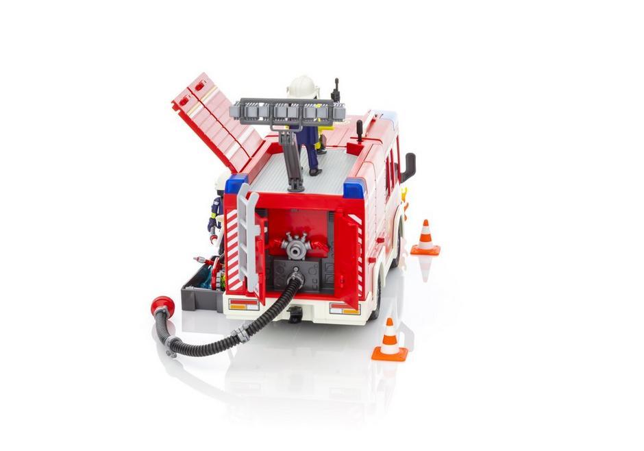 Camión de Bomberos - 9464 - Playmobil® España