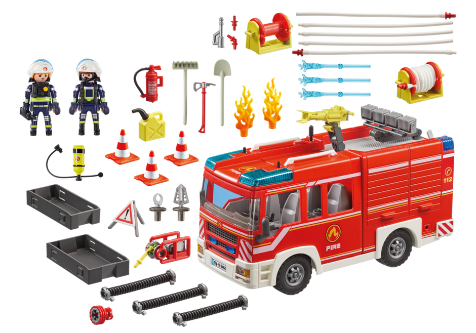 pour Fire Engine//Fire Station PLAYMOBIL Fire Fighting Spares accessoires