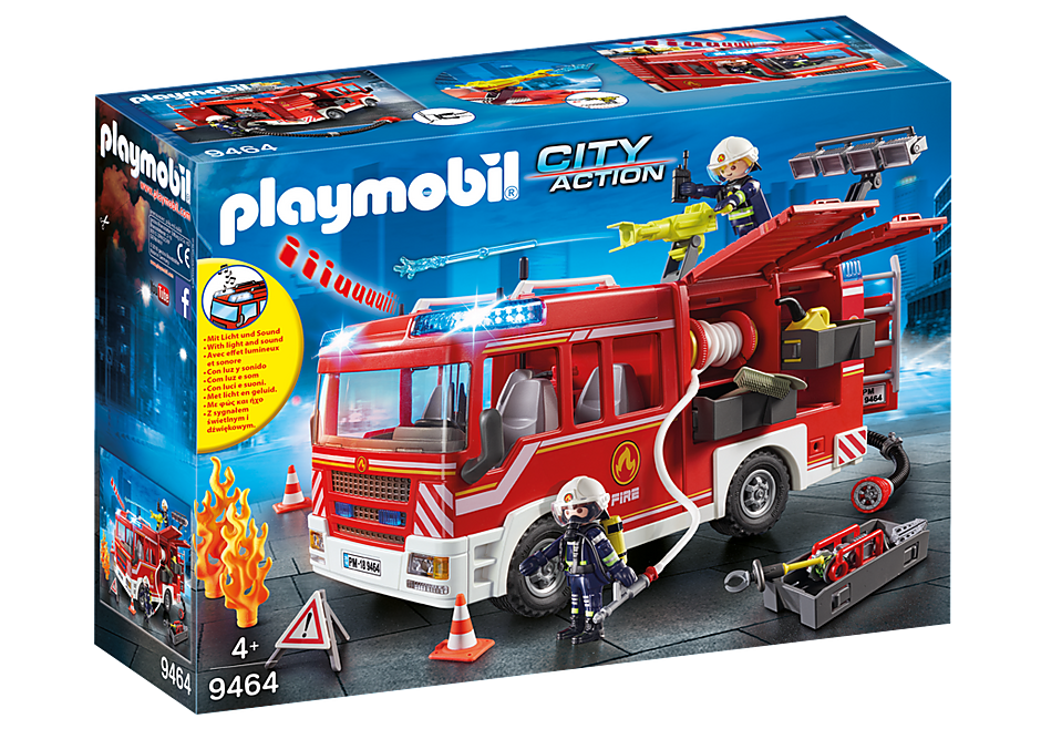 http://media.playmobil.com/i/playmobil/9464_product_box_front/Πυροσβεστικό όχημα