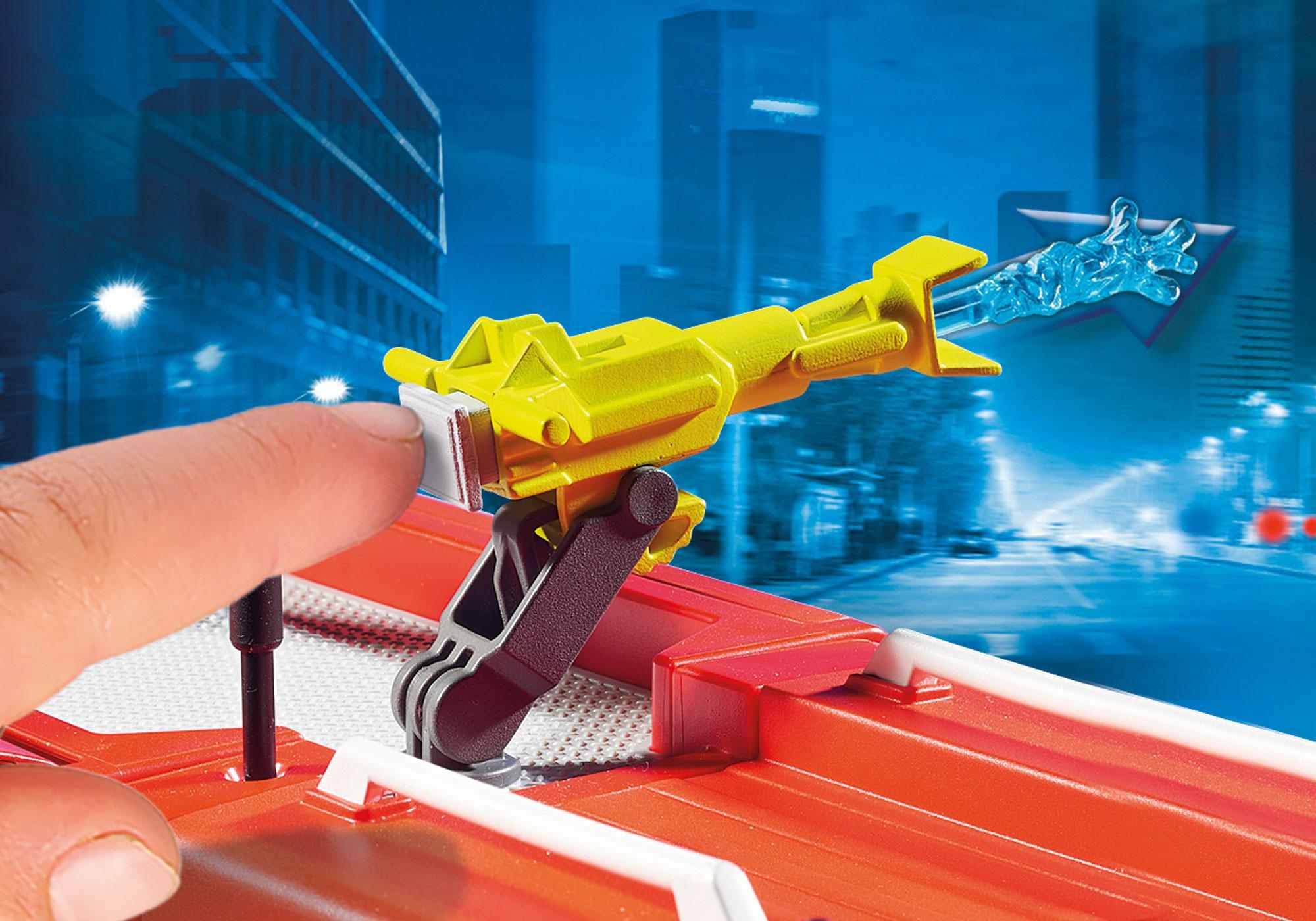 http://media.playmobil.com/i/playmobil/9464_product_extra2/Πυροσβεστικό όχημα