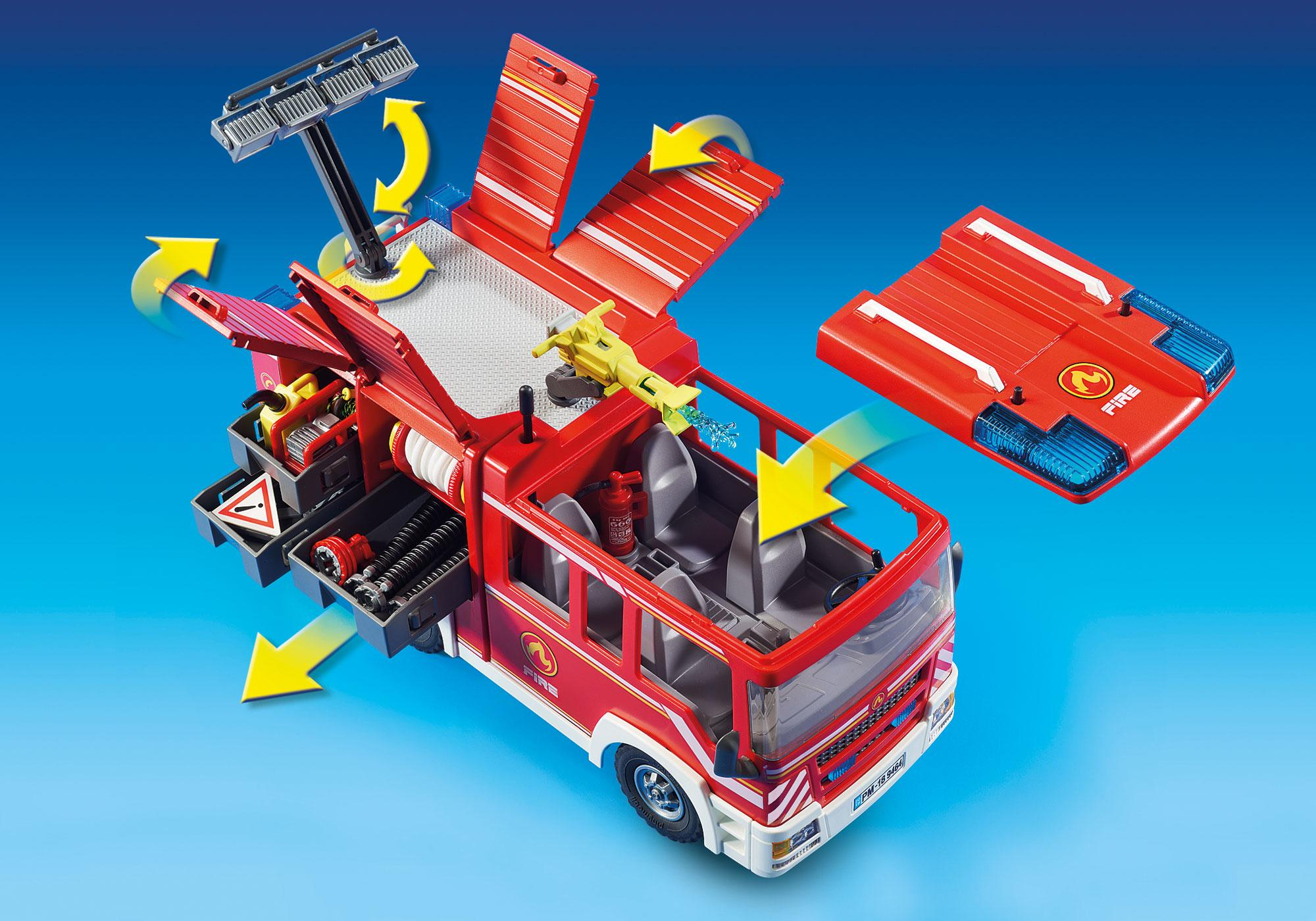 http://media.playmobil.com/i/playmobil/9464_product_extra4/Fourgon d'intervention des  pompiers