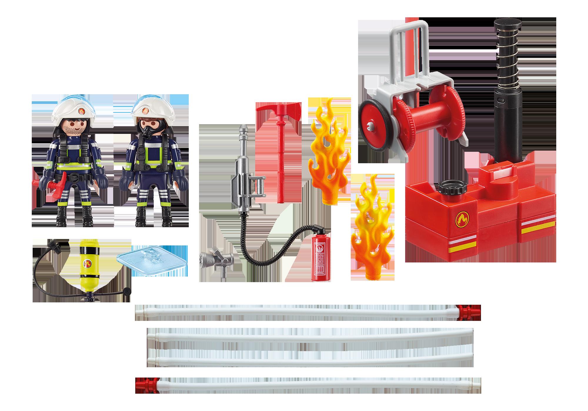 http://media.playmobil.com/i/playmobil/9468_product_box_back/Pompiers avec matériel d'incendie