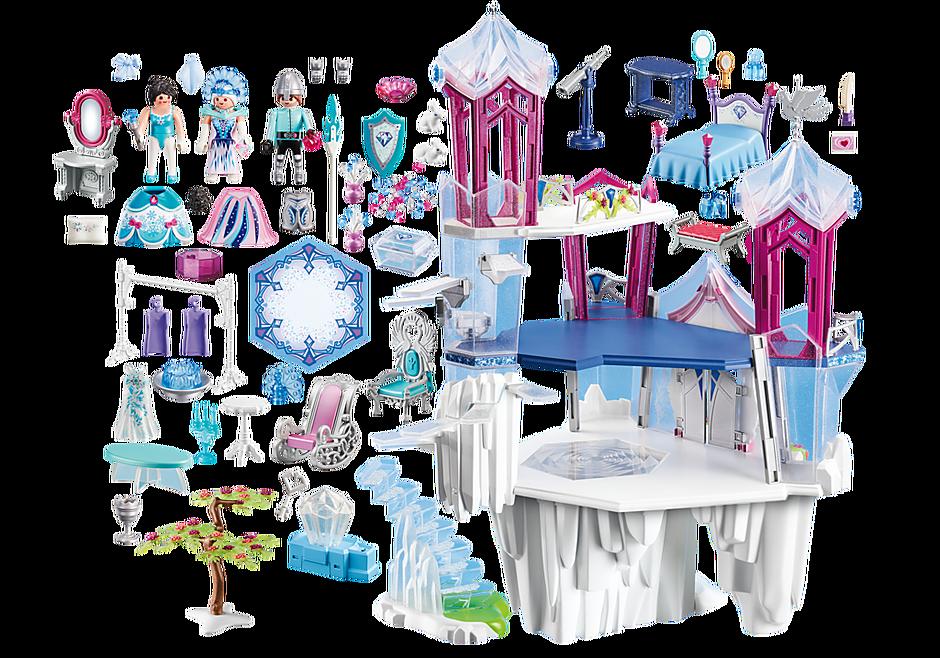 9469 Skinande kristallpalats detail image 3