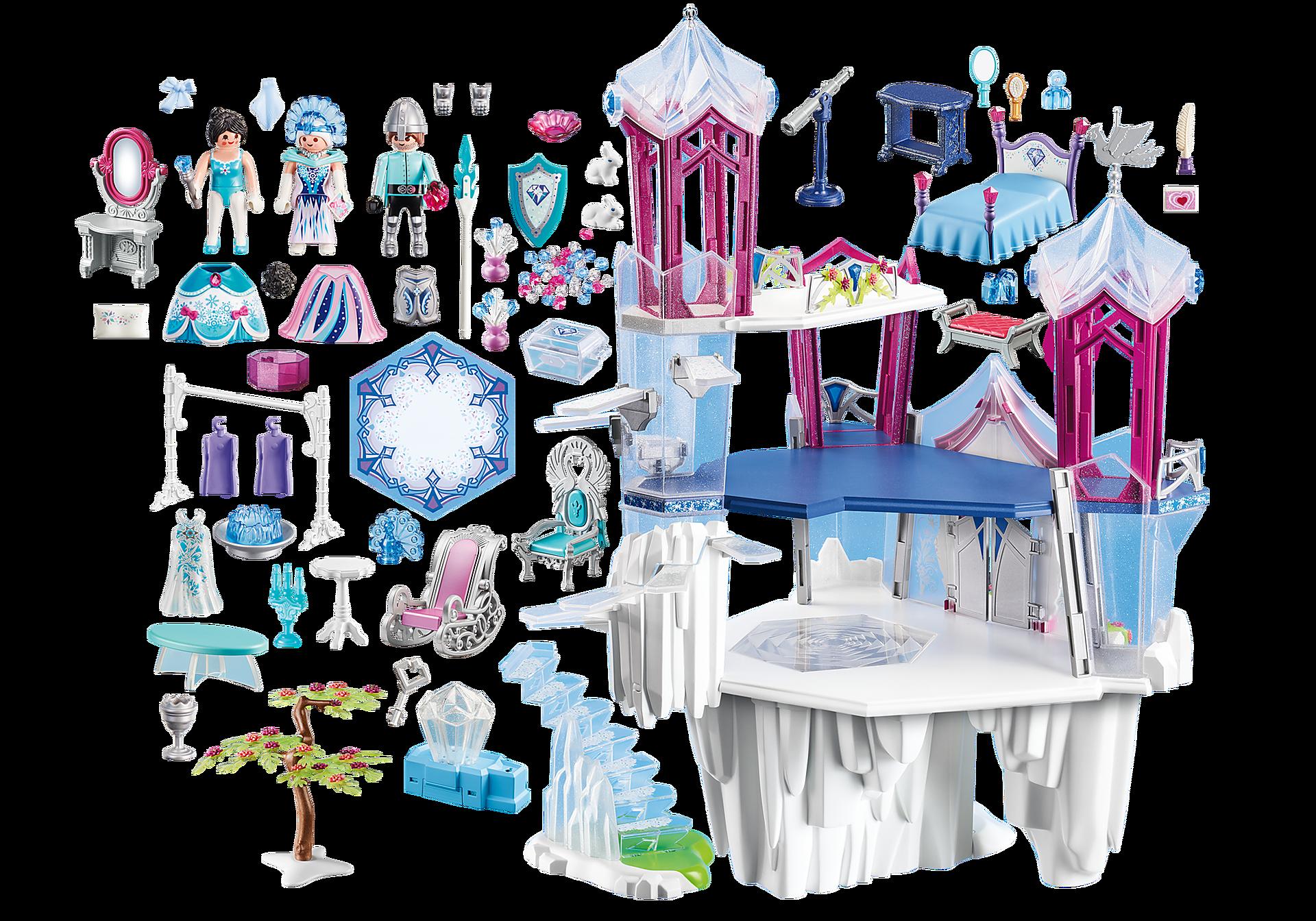 http://media.playmobil.com/i/playmobil/9469_product_box_back/Skinande kristallpalats
