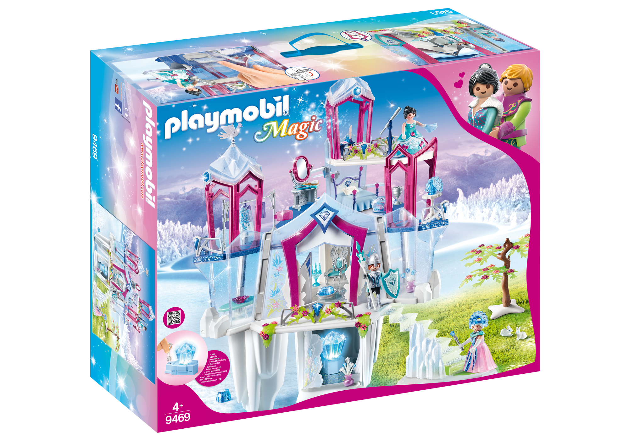 http://media.playmobil.com/i/playmobil/9469_product_box_front/Funkelnder Kristallpalast