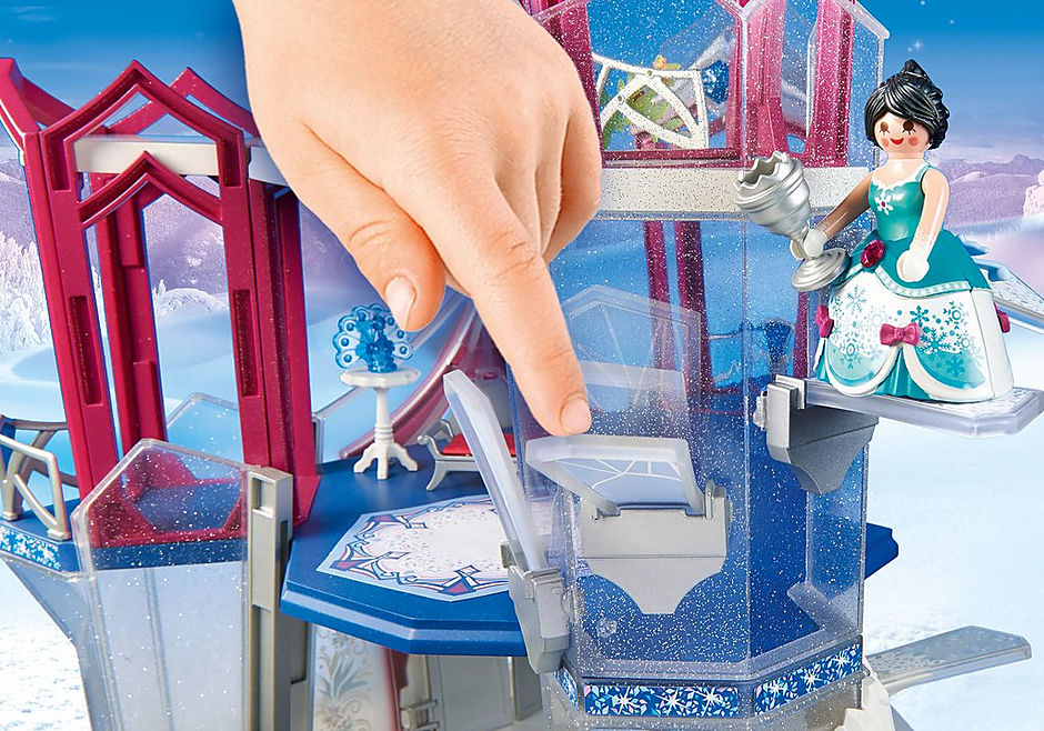 9469 Kristallen paleis detail image 4