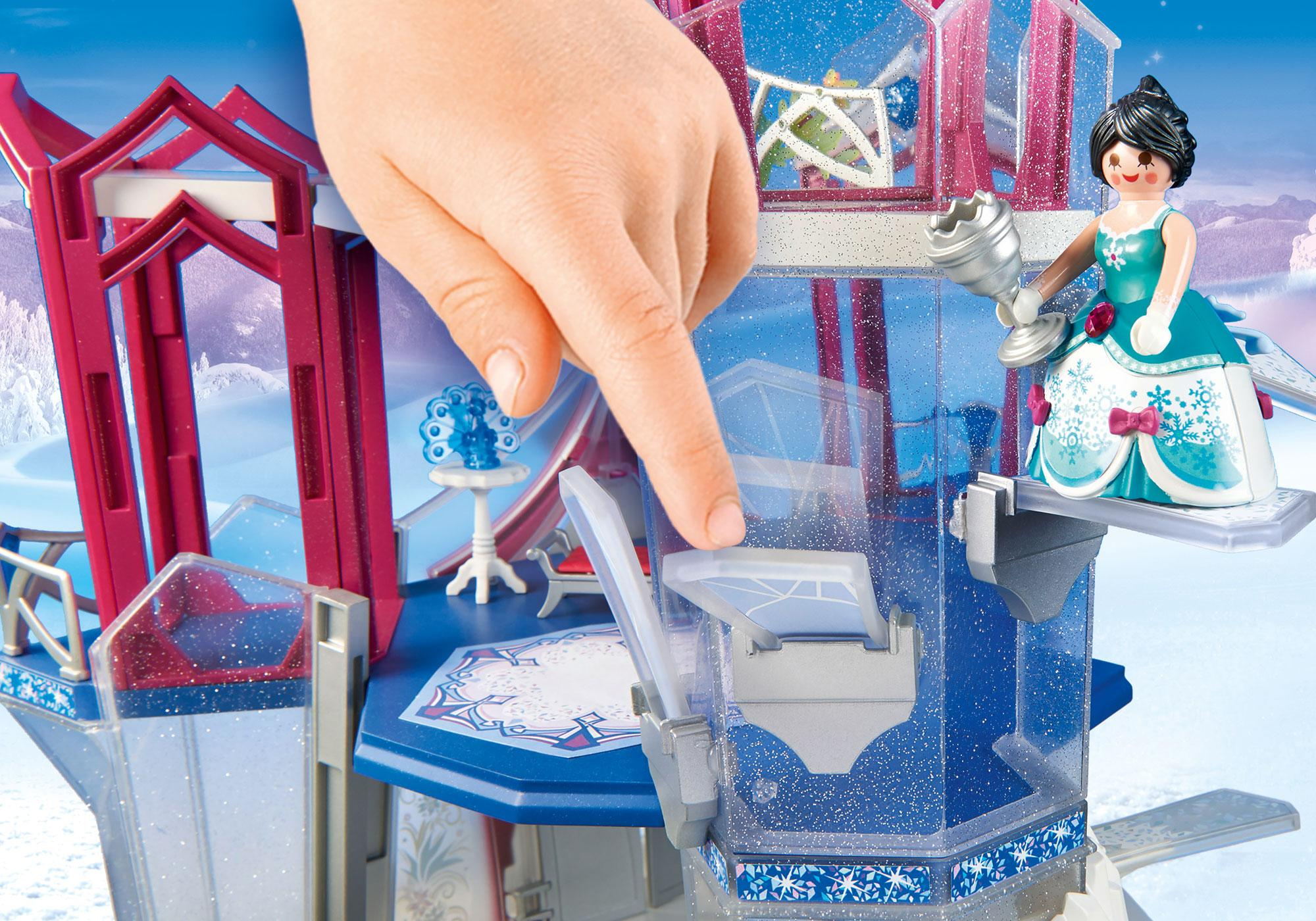 http://media.playmobil.com/i/playmobil/9469_product_extra1/Skinande kristallpalats