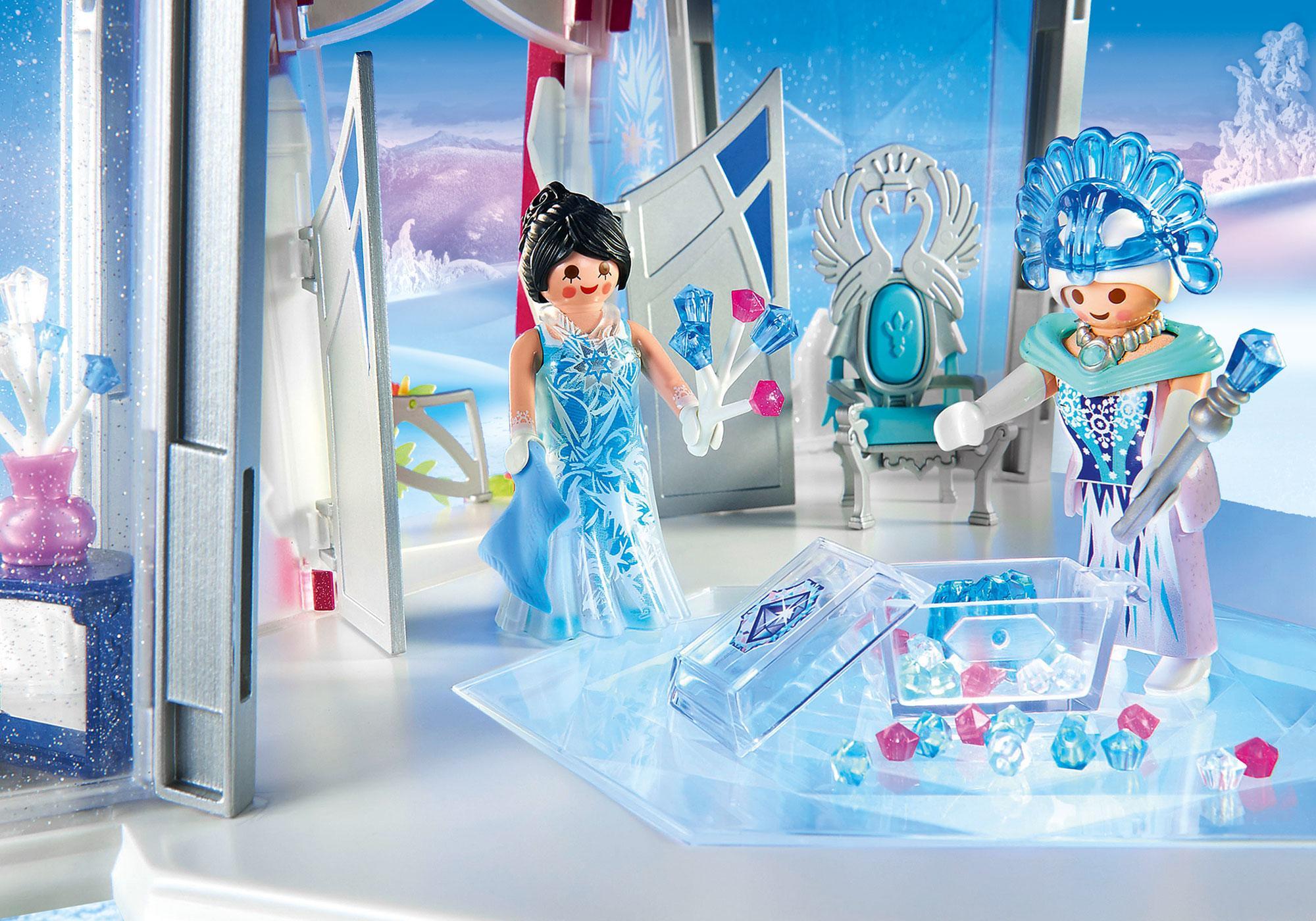 http://media.playmobil.com/i/playmobil/9469_product_extra4/Skinande kristallpalats