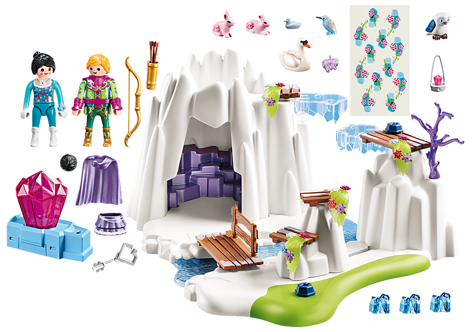 http://media.playmobil.com/i/playmobil/9470_product_box_back/Crystal Diamond Hideout
