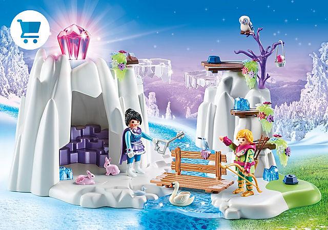 9470_product_detail/Grotte du diamant Cristal  d'amour