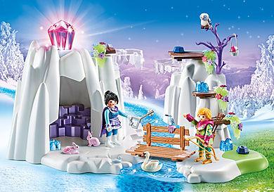9470 Grotte du diamant Cristal  d'amour