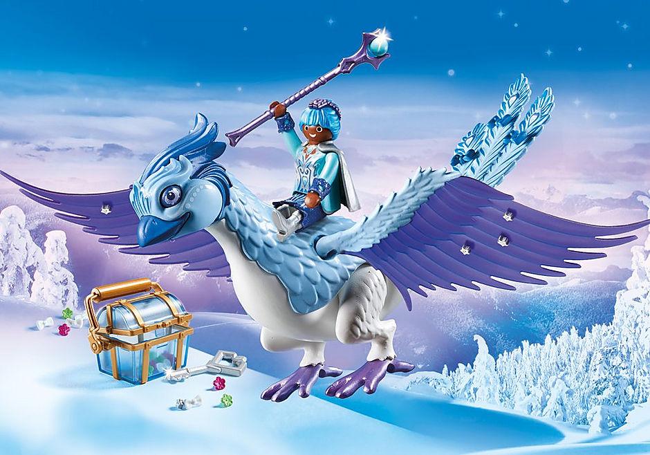 9472 Zimowy feniks detail image 1