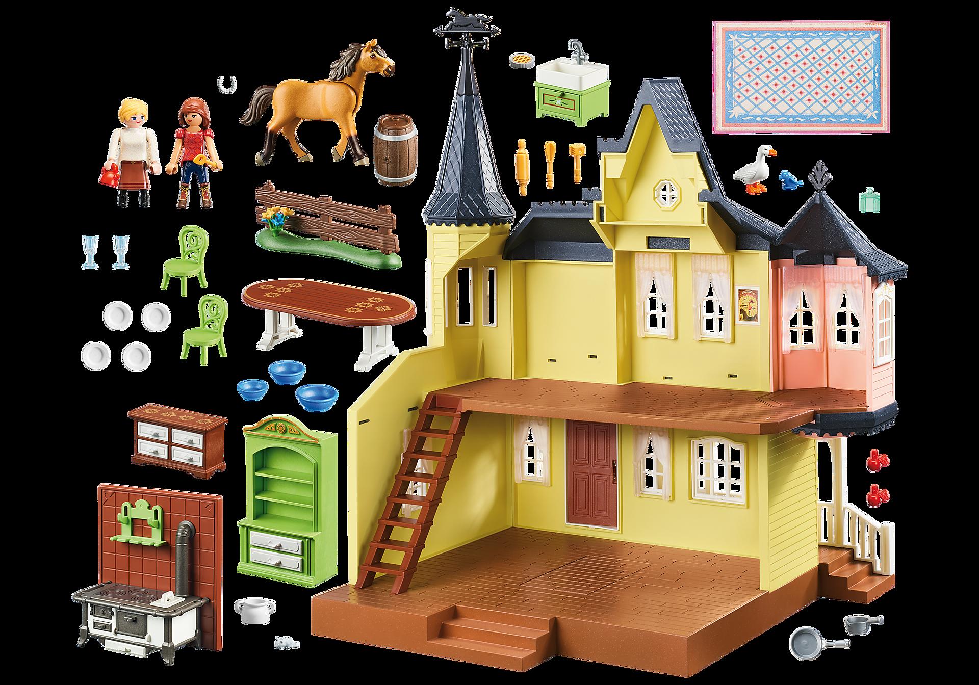http://media.playmobil.com/i/playmobil/9475_product_box_back/Luckys glückliches Zuhause