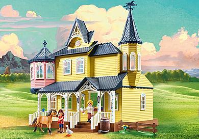 9475 Lucky boldog otthona