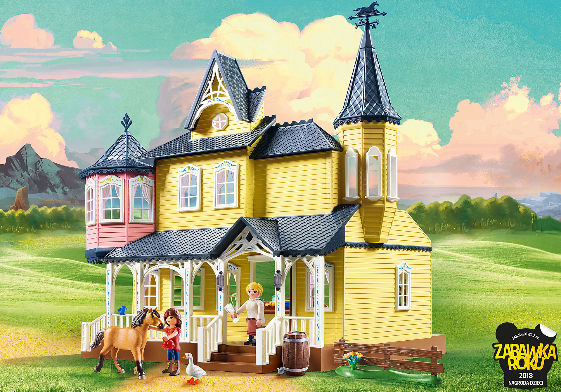 9475 Szczęśliwy dom Lucky zoom image1