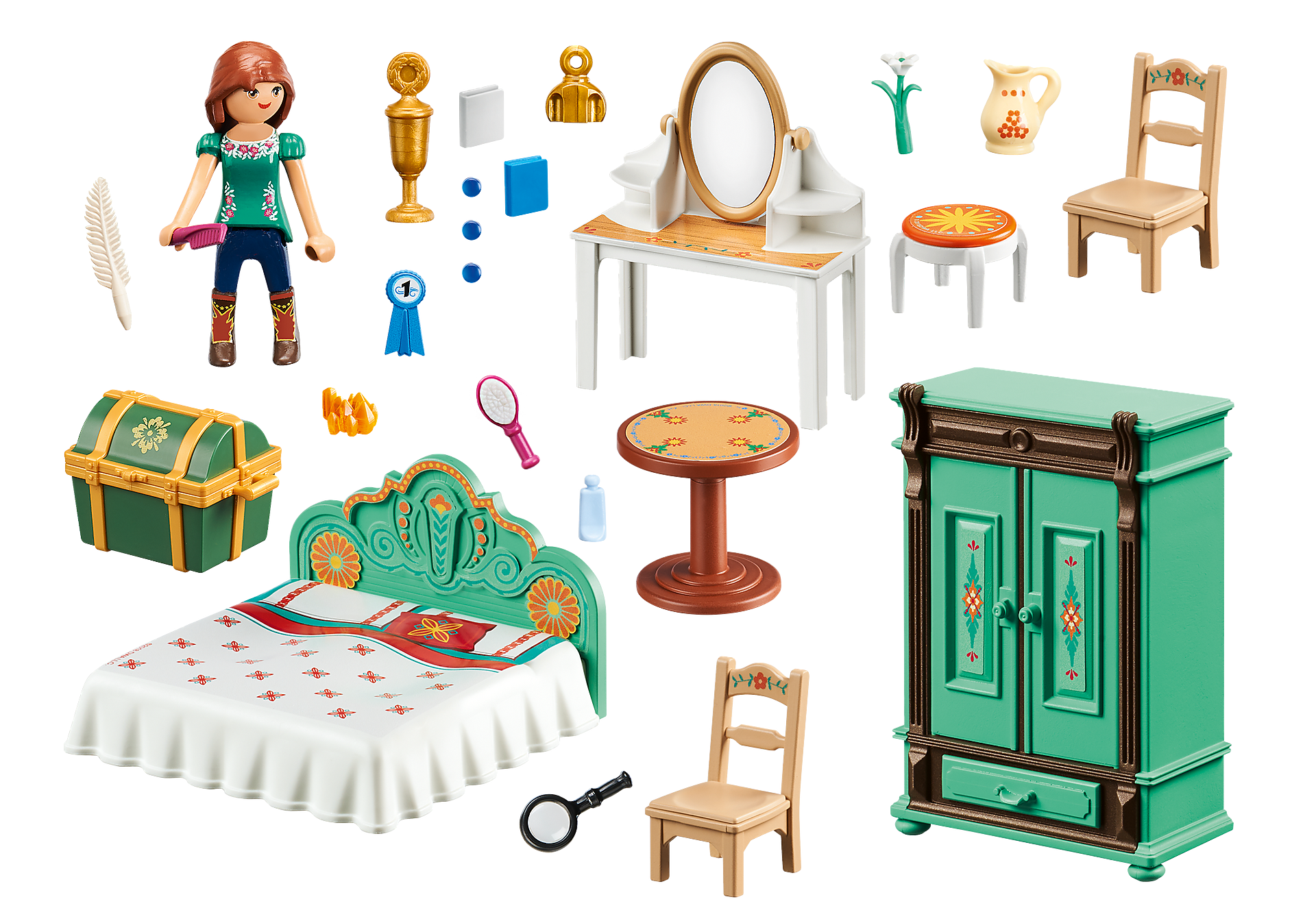 http://media.playmobil.com/i/playmobil/9476_product_box_back/Το υπνοδωμάτιο της Λάκυ