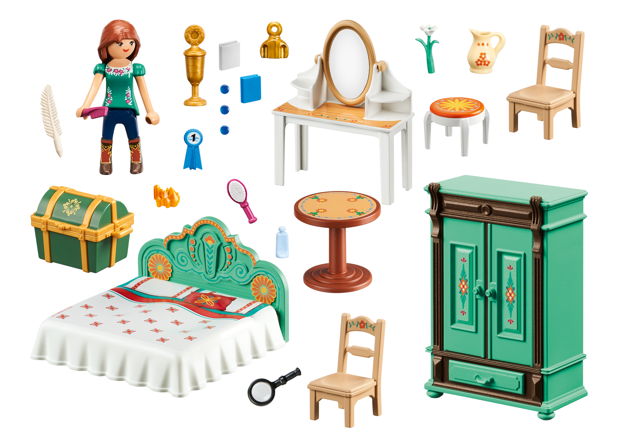 http://media.playmobil.com/i/playmobil/9476_product_box_back/Luckys Schlafzimmer