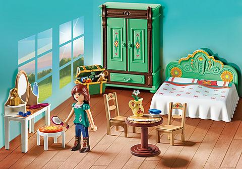 9476 Lucky's soveværelse