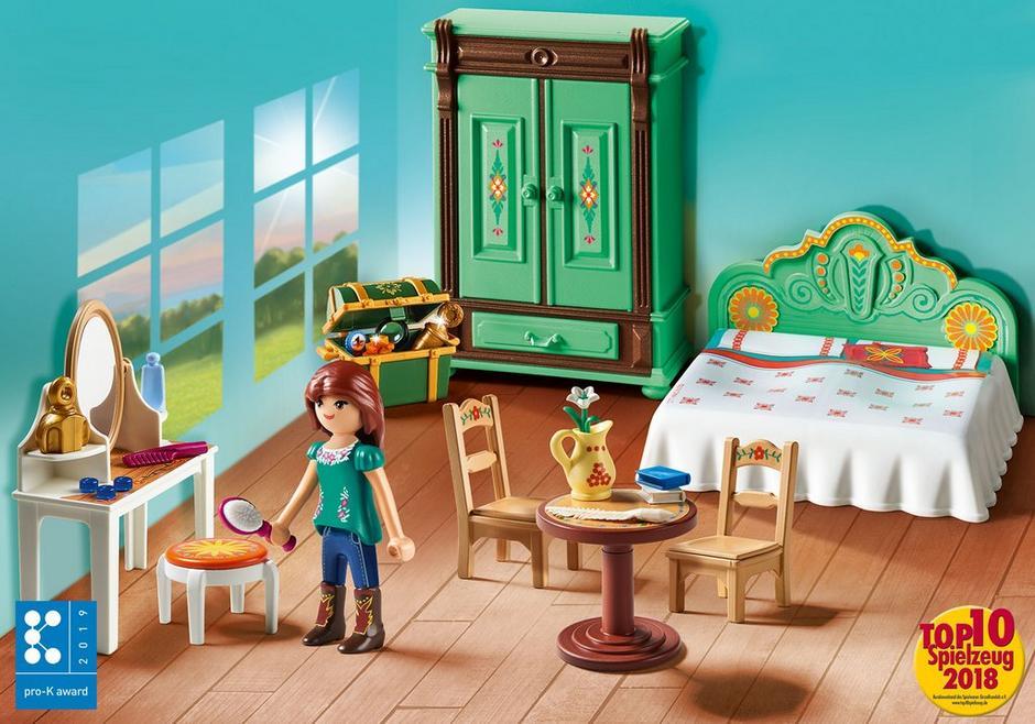 Luckys Schlafzimmer 9476 Playmobil 174 Deutschland