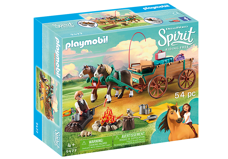 http://media.playmobil.com/i/playmobil/9477_product_box_front/Ο πατέρας της Λάκυ με την άμαξά του