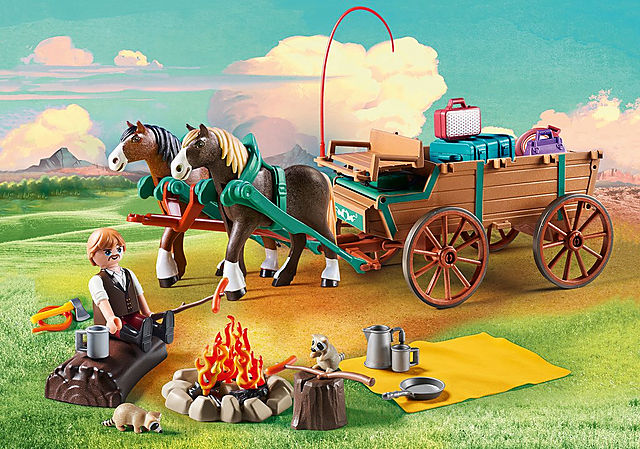 9477_product_detail/Ο πατέρας της Λάκυ με την άμαξά του