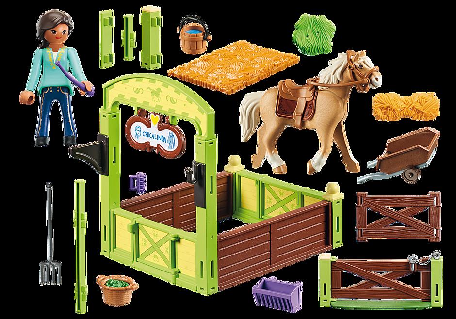 http://media.playmobil.com/i/playmobil/9479_product_box_back/Η Πρου με το άλογο Τσίκα Λίντα