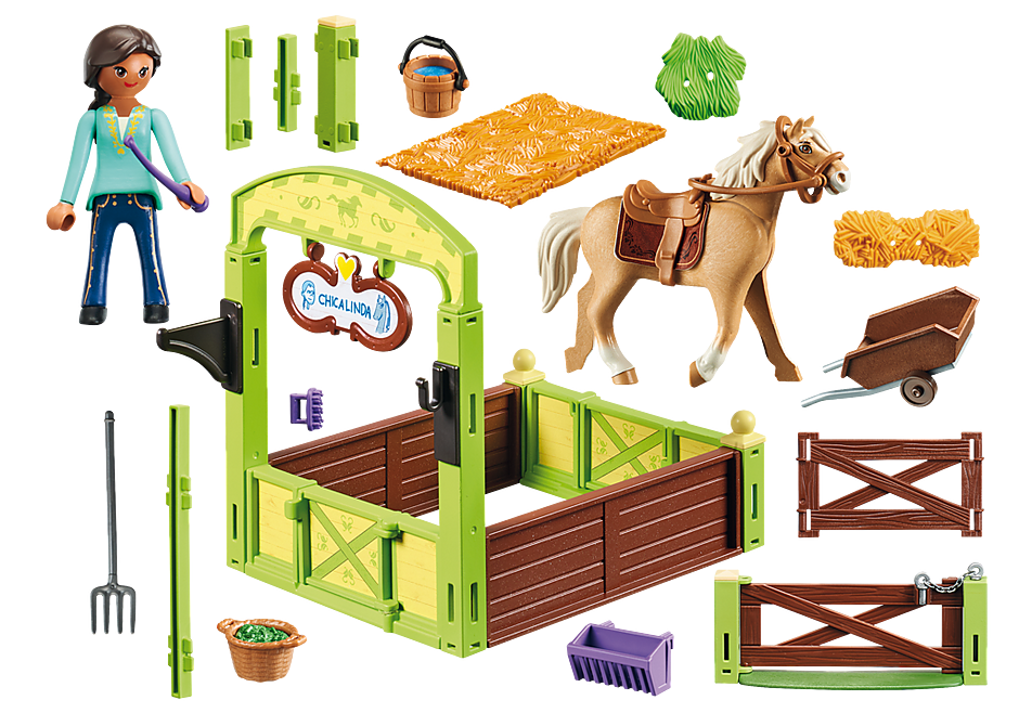 http://media.playmobil.com/i/playmobil/9479_product_box_back/Pru & Chica Linda with Horse Stall