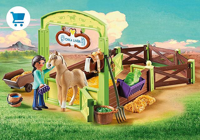 9479_product_detail/Pru & Chica Linda met paardenbox