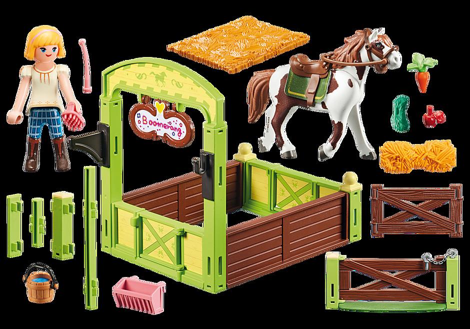 9480 Abigail e la stalla di Boomerang detail image 3