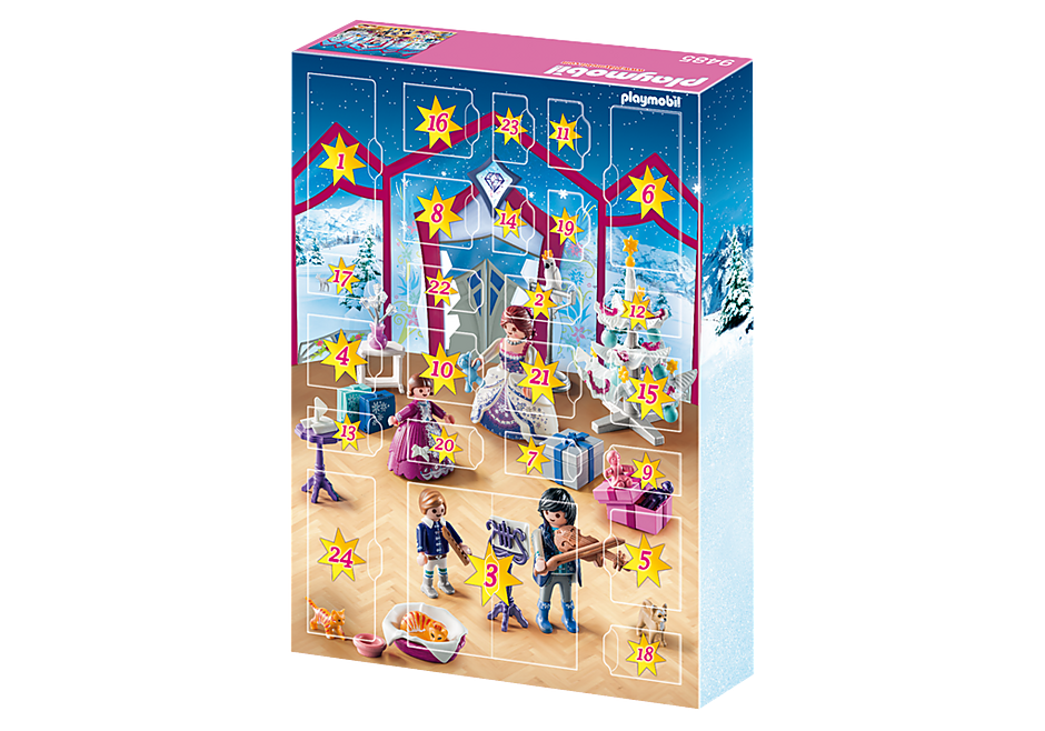 9485 Χριστουγεννιάτικο Ημερολόγιο - Χριστουγεννιάτικη δεξίωση detail image 4