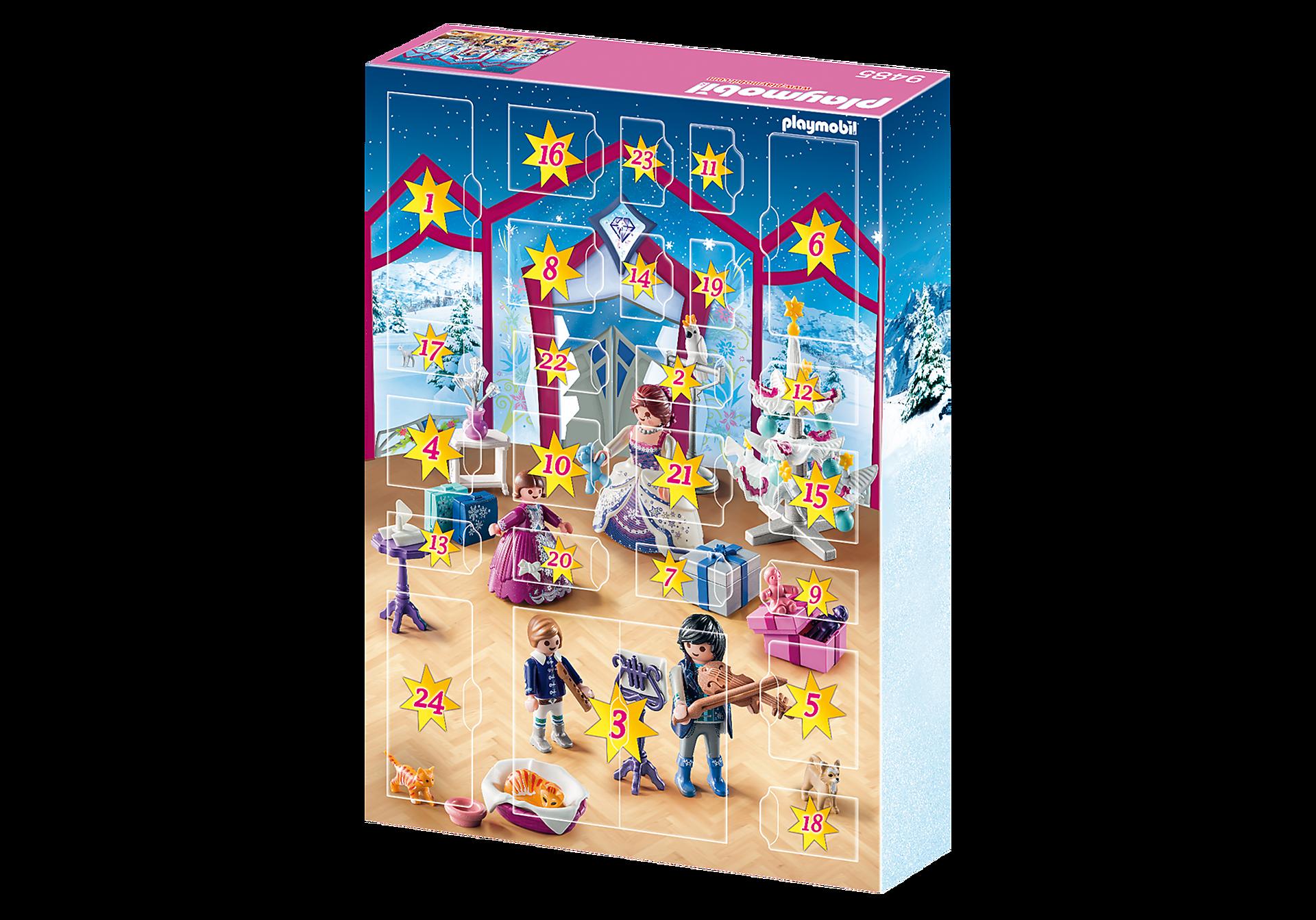 9485 Advent Calendar - Christmas Ball zoom image4