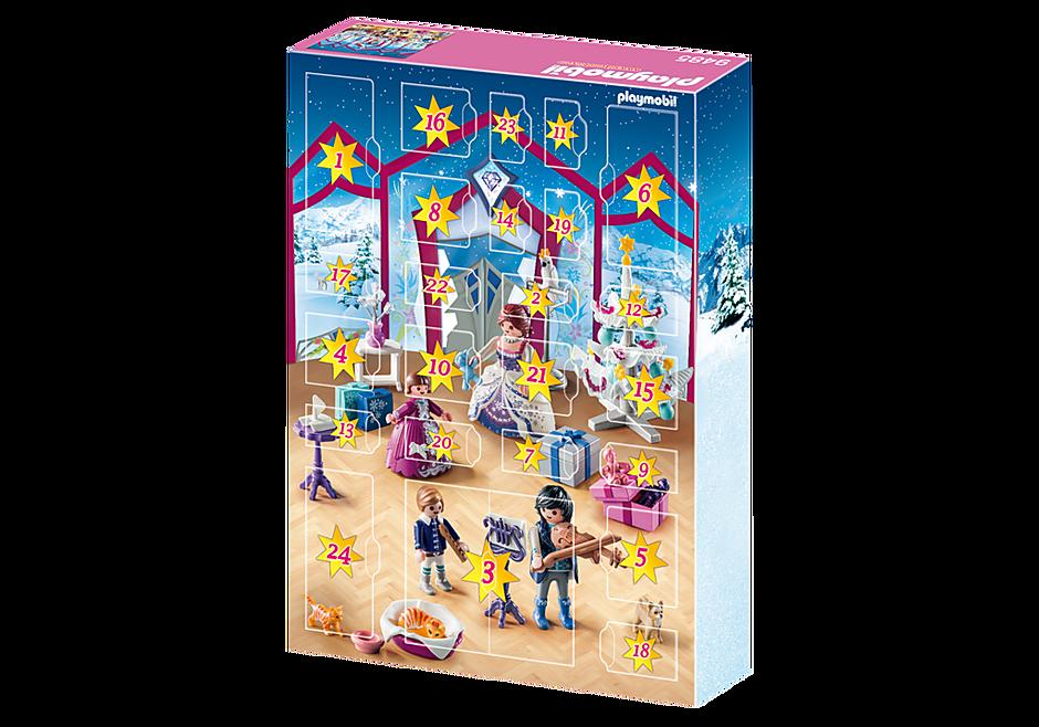 9485 Adventskalender 'Kerstfeest in het kristallen salon'  detail image 4