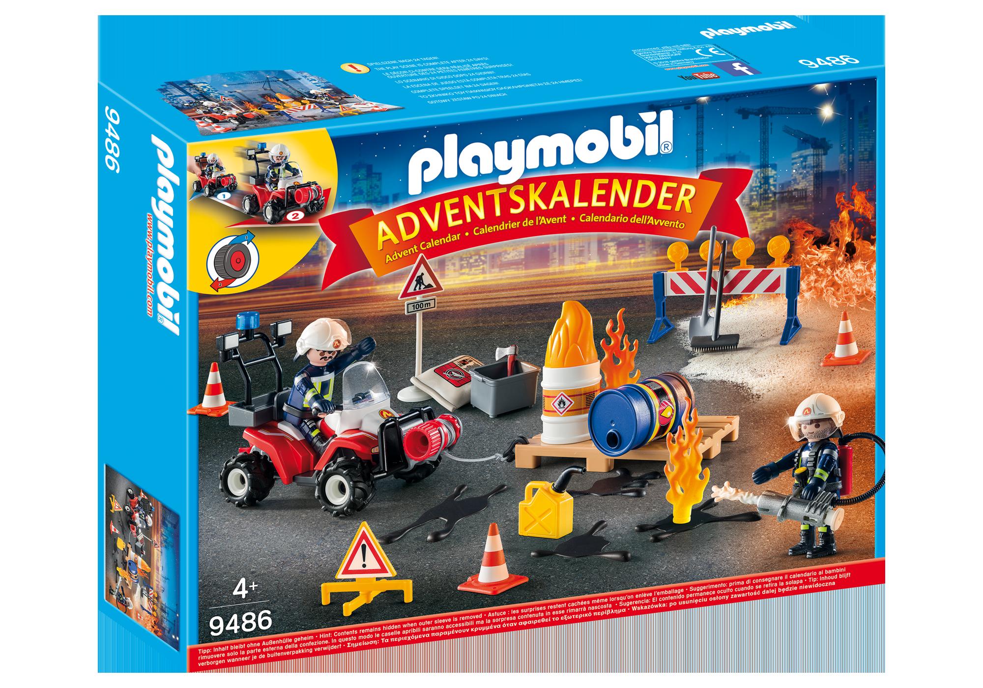 "http://media.playmobil.com/i/playmobil/9486_product_box_front/Adventskalender ""Feuerwehreinsatz auf der Baustelle"""