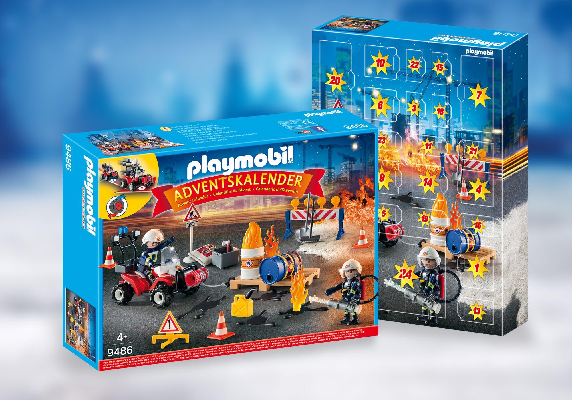 """http://media.playmobil.com/i/playmobil/9486_product_detail/Calendario de Adviento """"Operación de Rescate"""""""