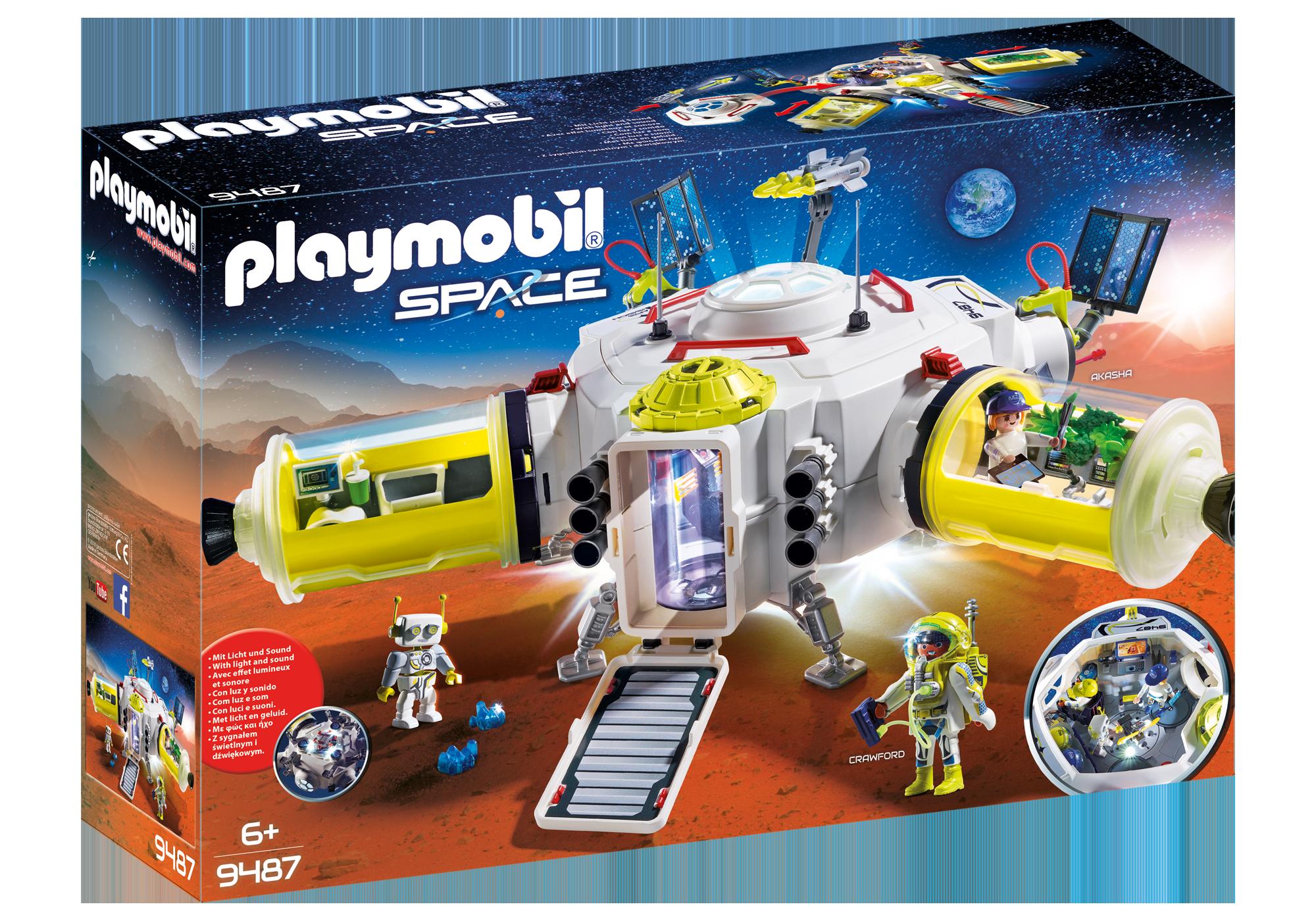 http://media.playmobil.com/i/playmobil/9487_product_box_front/Διαστημικός Σταθμός στον Άρη