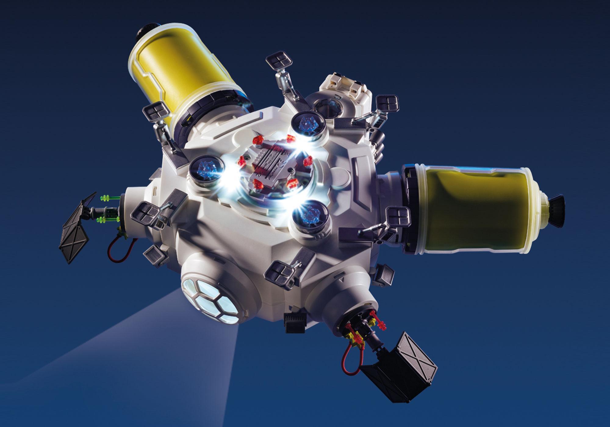 http://media.playmobil.com/i/playmobil/9487_product_extra1/Διαστημικός Σταθμός στον Άρη