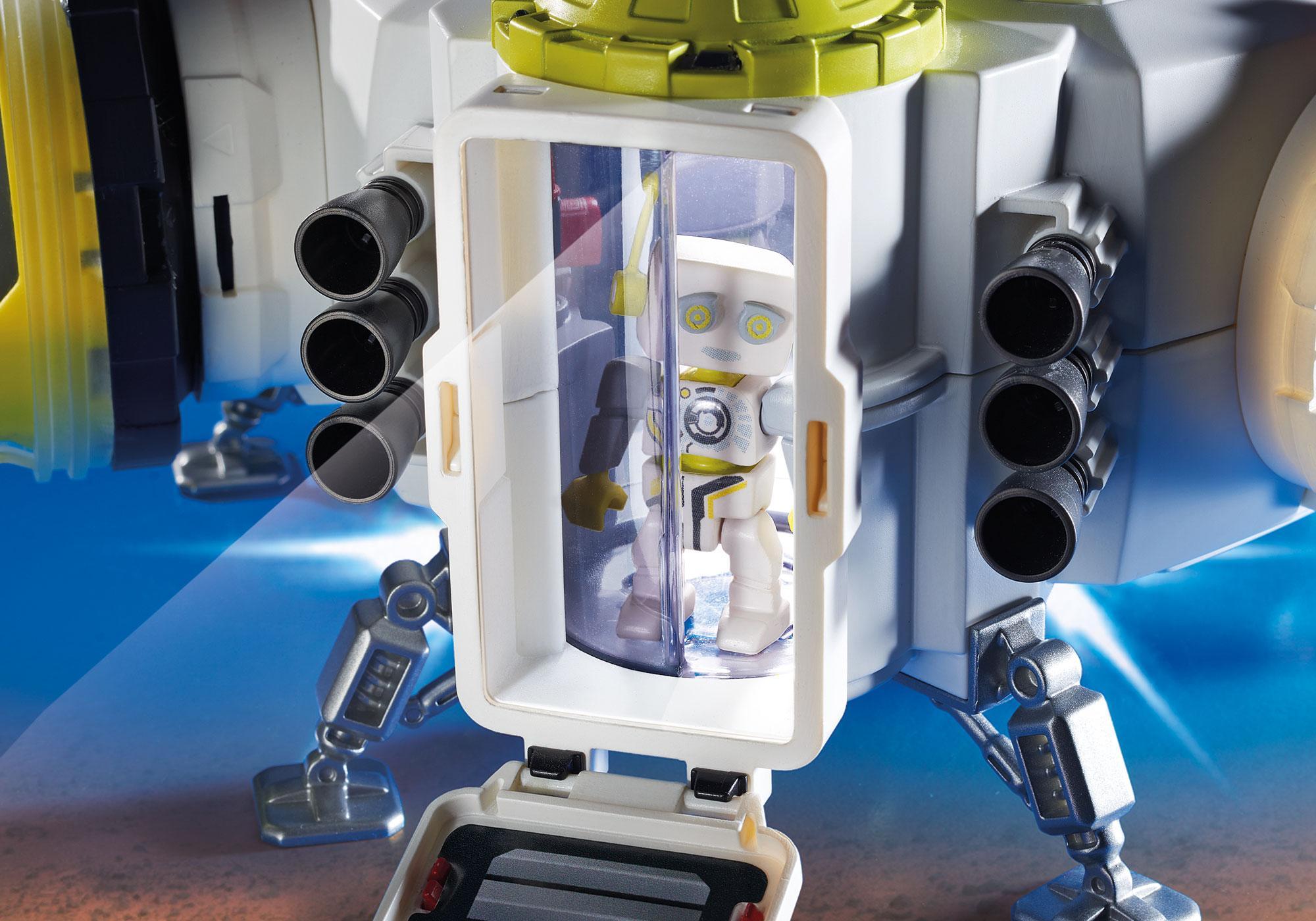 http://media.playmobil.com/i/playmobil/9487_product_extra3/Διαστημικός Σταθμός στον Άρη