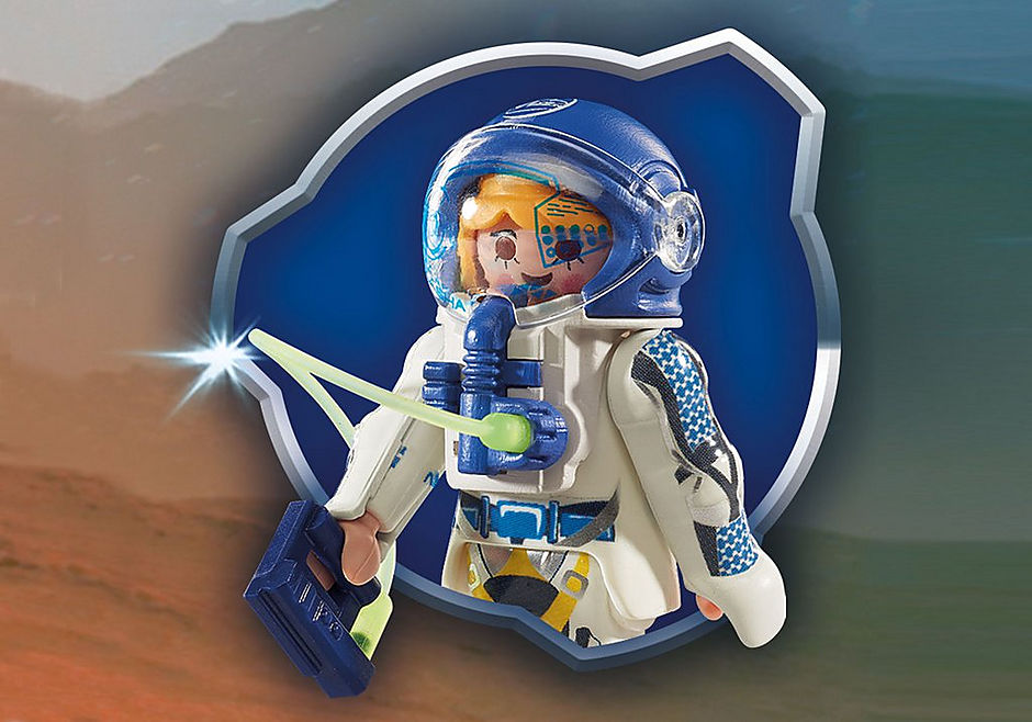 9487 Διαστημικός Σταθμός στον Άρη detail image 9