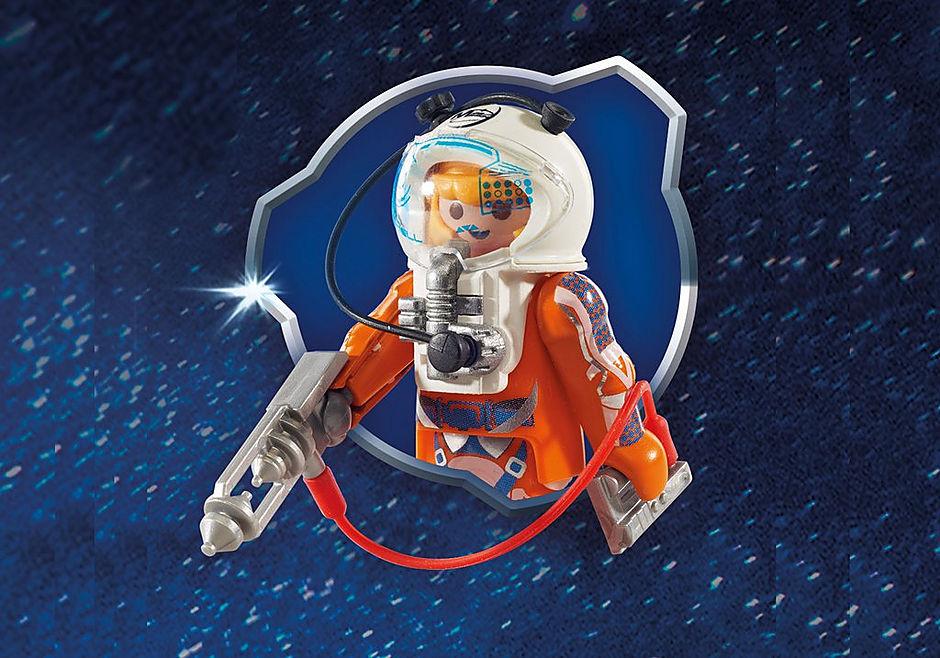 9488 Razzo spaziale con rampa di lancio detail image 5