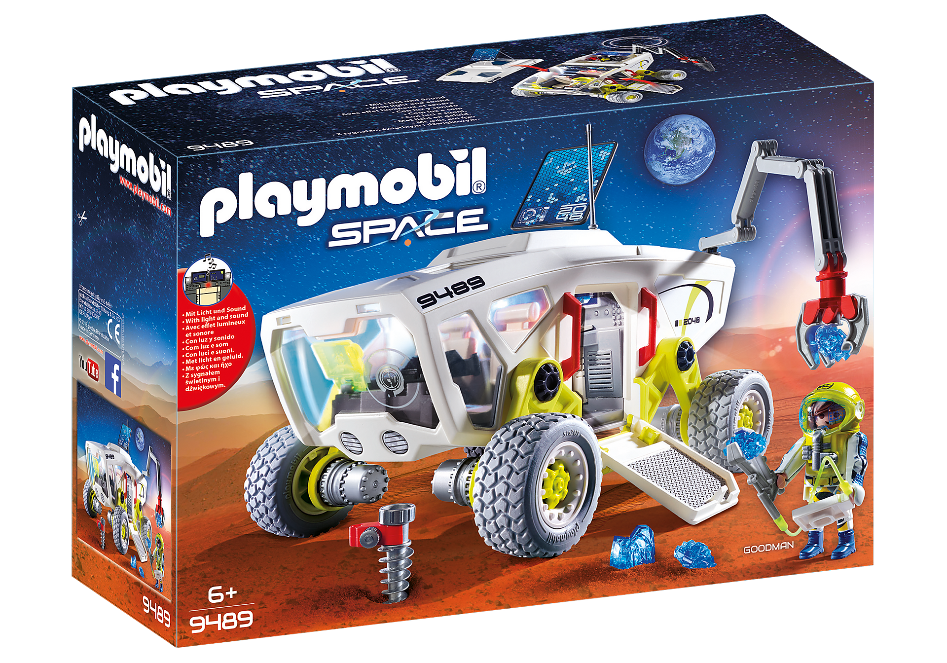 http://media.playmobil.com/i/playmobil/9489_product_box_front/Διαστημικό όχημα εξερεύνησης