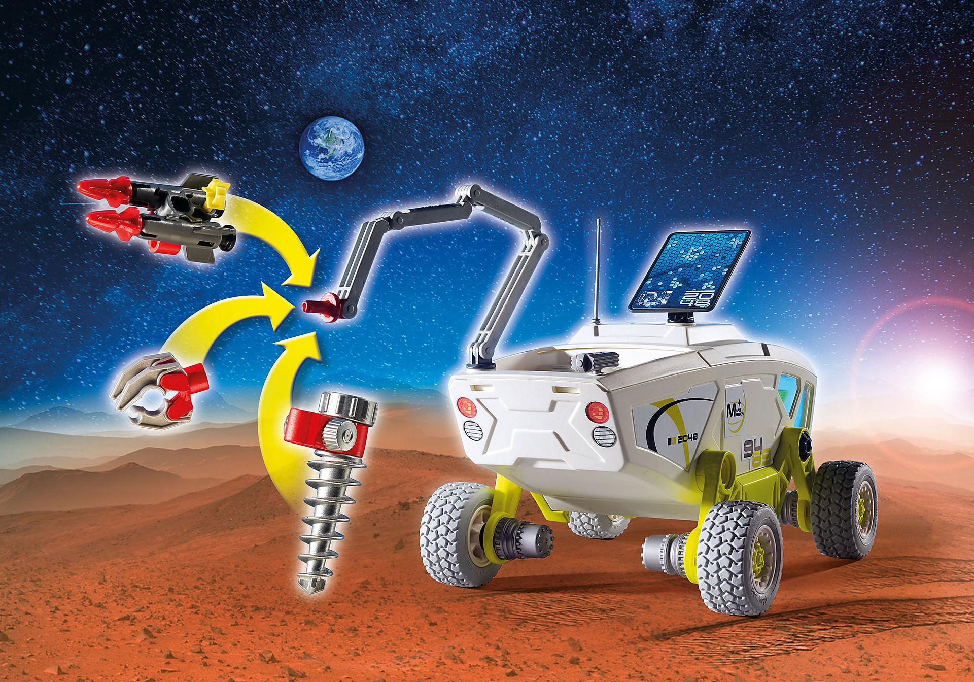9489 Pojazd badawczy na Marsie zoom image4