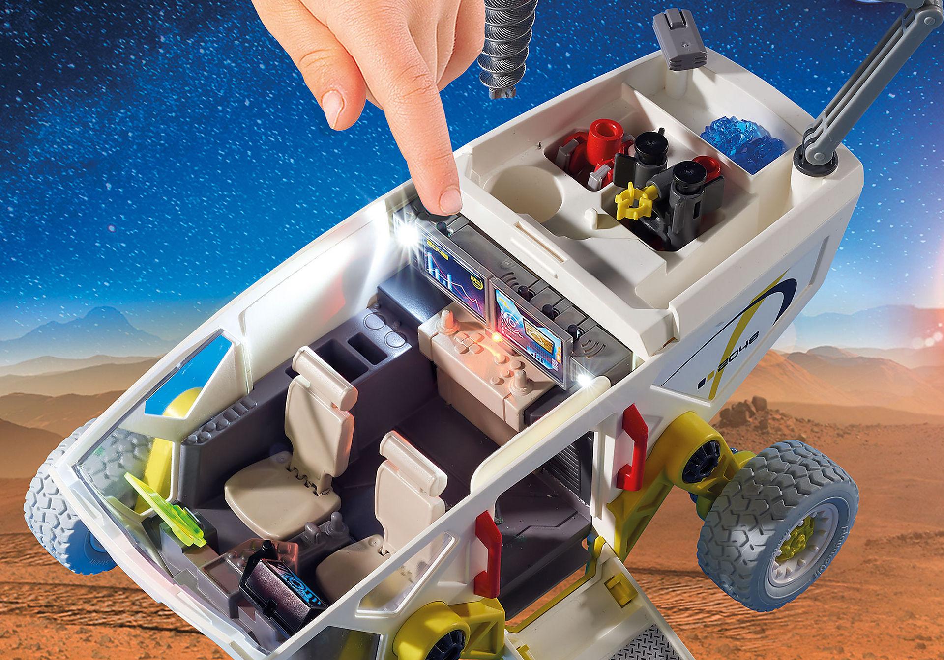http://media.playmobil.com/i/playmobil/9489_product_extra2/Pojazd badawczy na Marsie