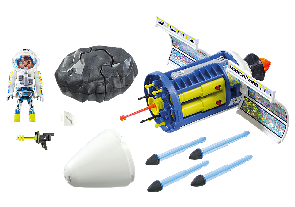 9490 Satellite Meteoroid Laser detail image 3