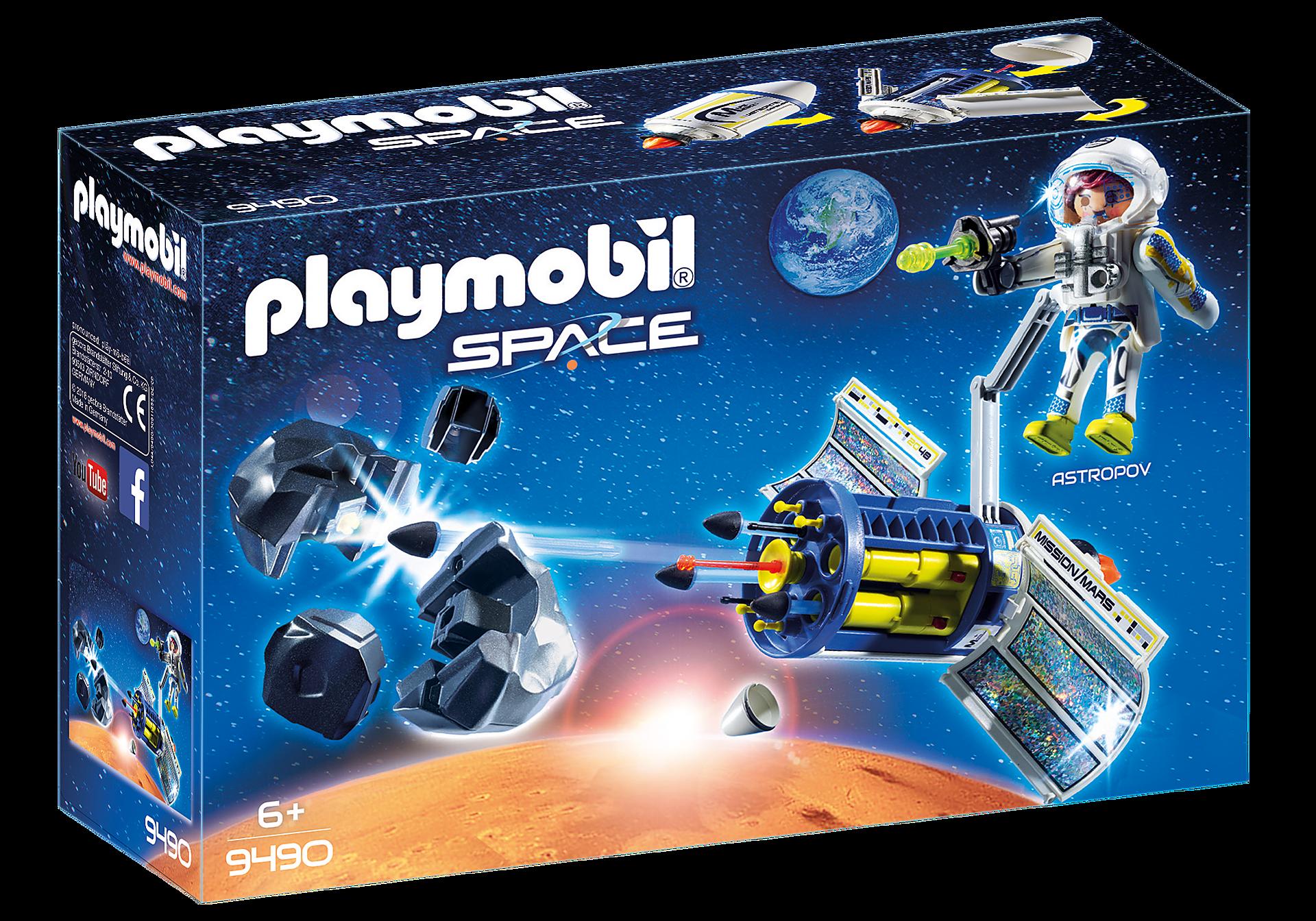 http://media.playmobil.com/i/playmobil/9490_product_box_front/Διαστημικό κανόνι Λέιζερ